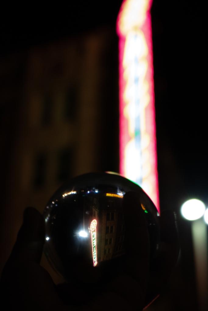 MSPLens: Lensball Photography